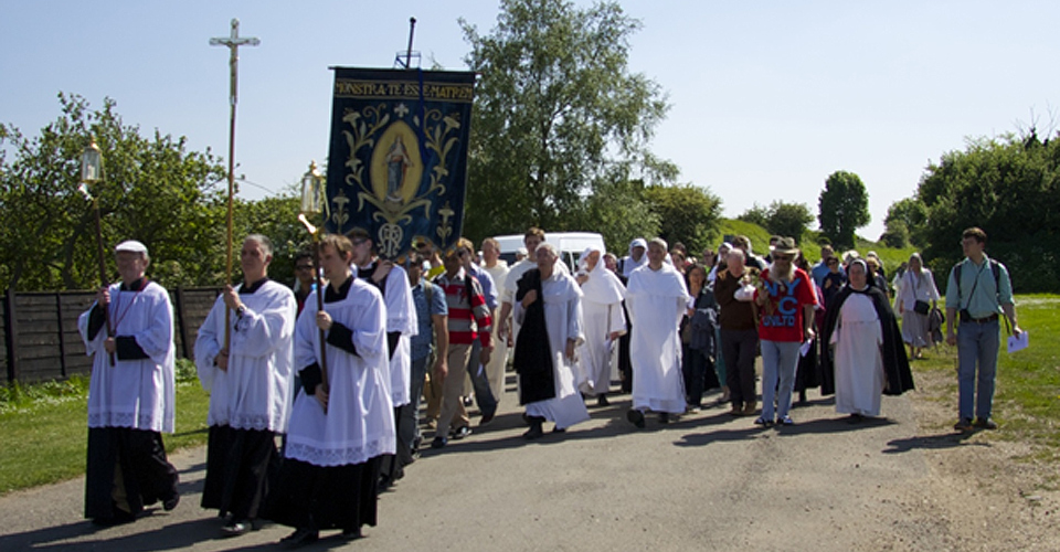 Dominican Pilgrimage to Walsingham